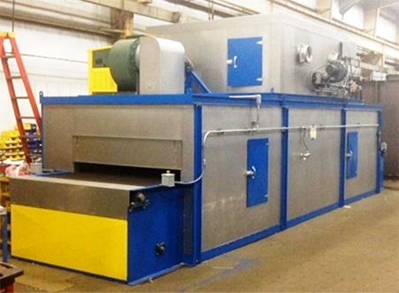 Infratrol Ships Oven to Aerospace Industry for Curing