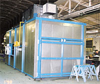 SOW Dry-Off Batch Drying Oven