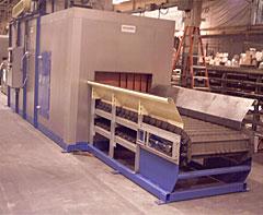 Industrial Conveyor Annealing Ovens | Infratrol