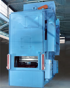 Vertical Curing Ovens (Gimbaled Conveyor Ovens)