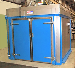 Standard Batch Humidity Curing Oven